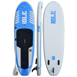 ISLE Airtech® 10' Inflatable Stand Up Paddle Board Review