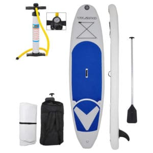 Vilano Navigator 10′ Inflatable SUP Review
