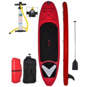 Vilano Voyager 11′ Inflatable Stand Up Paddle Board Review
