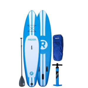 iRocker Paddle Boards 10′ Inflatable SUP Review