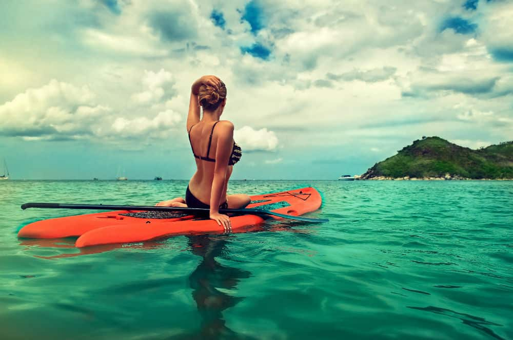 Is Stand-up Paddleboarding Good Exercise?