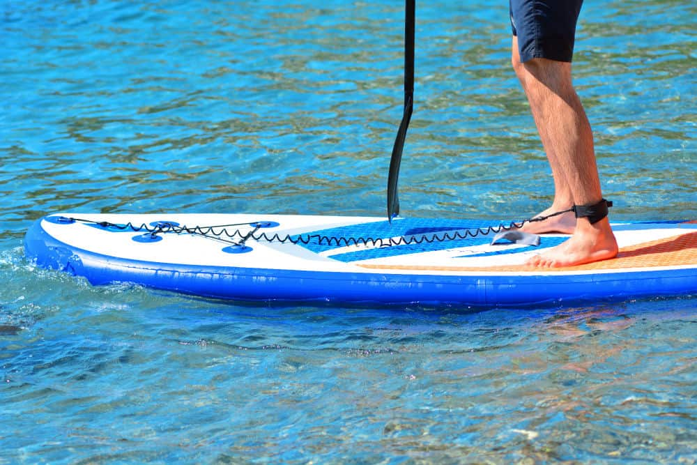 Where Do You Stand on a Paddleboard?