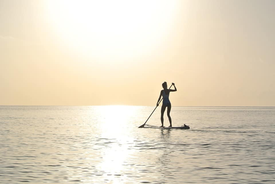 Best Stand Up Paddle Board for a Woman