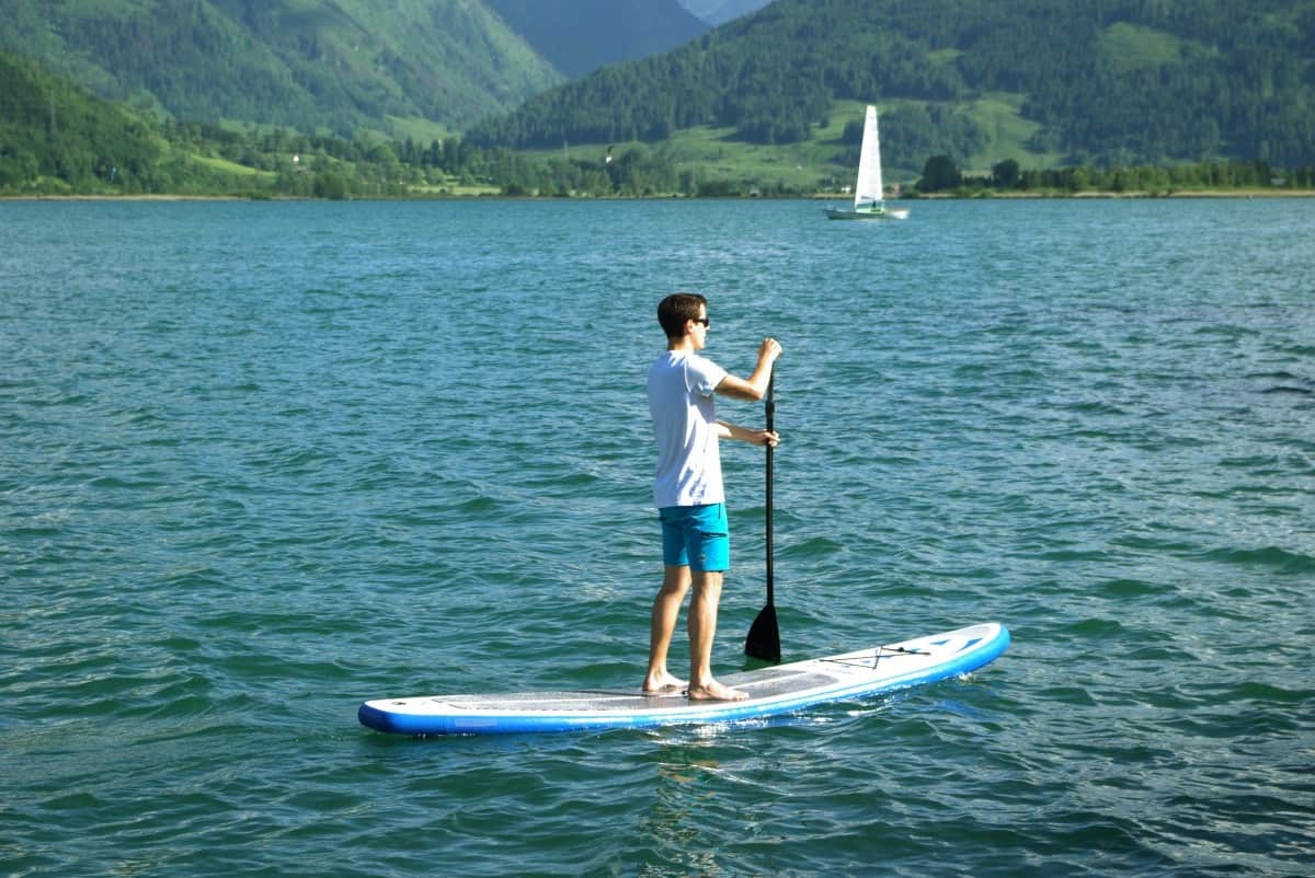 Best Stand Up Paddle Board for Lakes