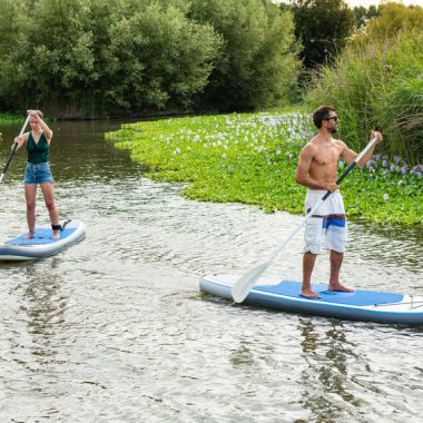 How much does a paddleboard weigh?