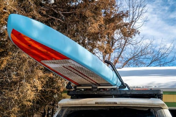 The 3 Best Paddleboard Racks for Trucks