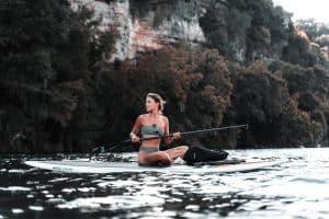 Is paddleboarding hard?