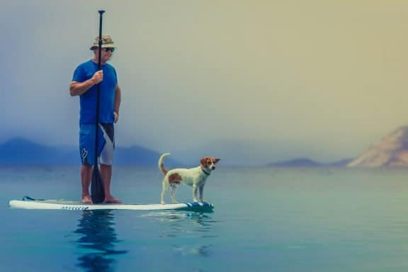 What size paddleboard do I need for my height?