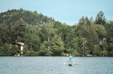 Where To Paddleboard in Vancouver?